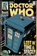 Doctor Who - Tardis Comic
