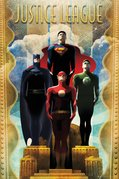 DC Comics - Team Art Deco