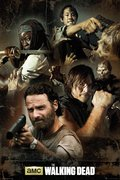 The Walking Dead - Collage