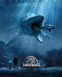 MP1871 Jurassic World Mosa One Sheet
