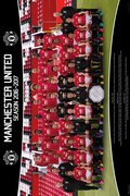 SP1389 MAN UTD team photo 16-17