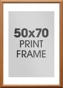 All 50 x 70 frames for Bureau 70 x 50